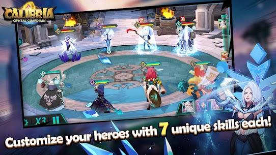Calibria Crystal Guardians MOD (Damage Multiplier/Unlimited Skills) 4