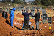 The city of uMhlathuze in northern KZN has been inundated with burials due to Covid-19 related deaths.