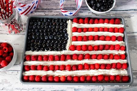 Fourth Of July Cheesecake Recipe