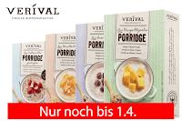 Angebot für VERIVAL Porridge im Supermarkt - Verival