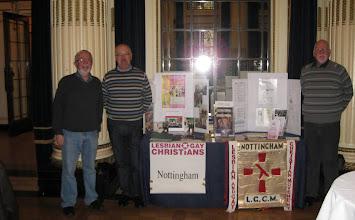 Photo: Nottingham Lesbian and Gay Christian Movement