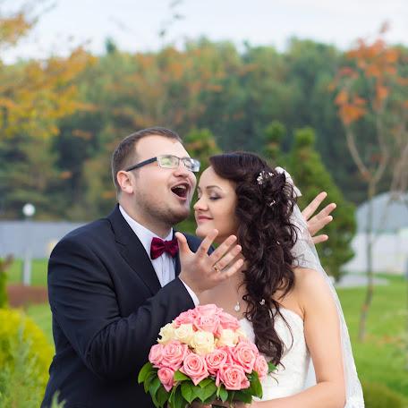 Wedding photographer Zhenechka Mareckaya (Fotozene4ka). Photo of 20.01.2016