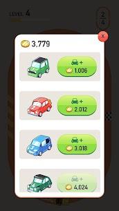 Car Merger MOD Apk 1.8.6 (Free Shopping) 4