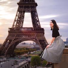 Wedding photographer Jenny Cuvereaux (Jenny). Photo of 06.10.2018