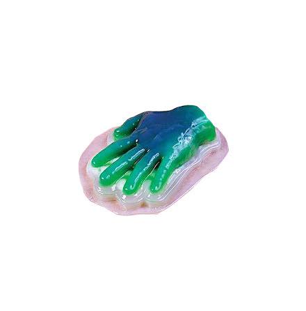 Gelatinform, hand