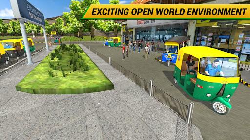 Offroad Tuk Tuk Driving Simulator Free 1.0 screenshots 2