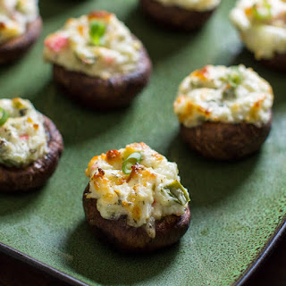 Stuffed Portabella Mushrooms Cream Cheese Recipes.
