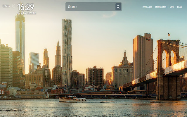 Welcome To New York Wallpapers Theme