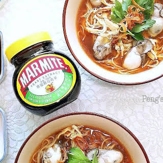 Marmite Oyster Mee Sua.