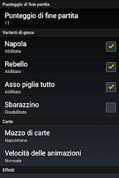 Scopa Inversa APK screenshot thumbnail 7
