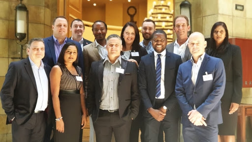 JHB Launch: The combined team from Infor EOH Infor Services and Aruba Networks.