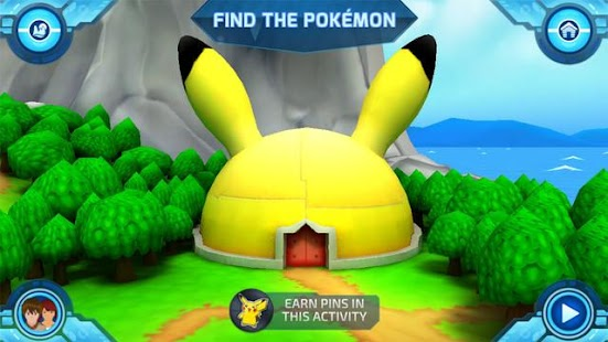 Camp Pokémon- screenshot thumbnail