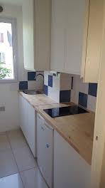 Appartement meublé 2 pièces 46,38 m2