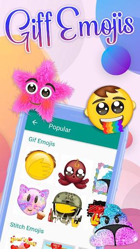 Emoji Maker-stickers, animojis, gif emojis creater cheat hacks