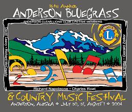 Photo: Anderson Blugrass Music Festival tshirt
