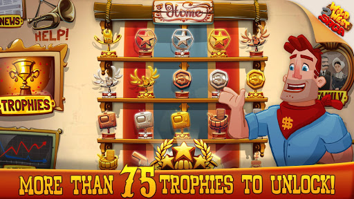 Wild West Idle Tycoon Tap Incremental Clicker Game  screenshots EasyGameCheats.pro 5
