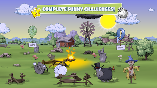 Clouds & Sheep 2 Mod Apk (Unlimited money) 4