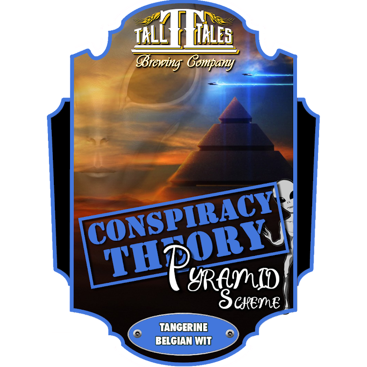 Logo of Tall Tales Conspiracy Theory
