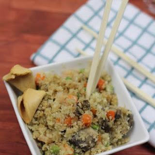 Shrimp Fried Not Rice, It's Cauliflower