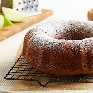 Honey Cinnamon Apple Cake.
