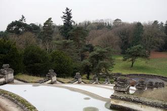 Photo: Vue depuis la terrasse du chateau de Rochefort-en-Yvelines
