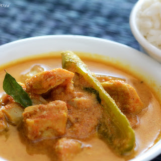 Fish Curry.
