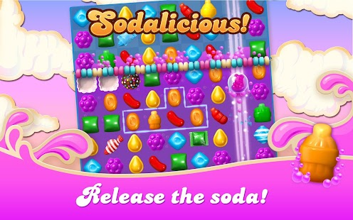 Candy Crush Soda Saga Screenshot 7