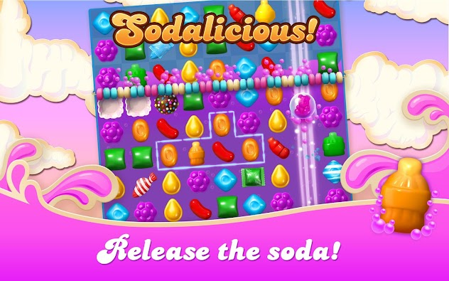 Candy Crush Soda Saga 1.71.3 - Screenshot 7