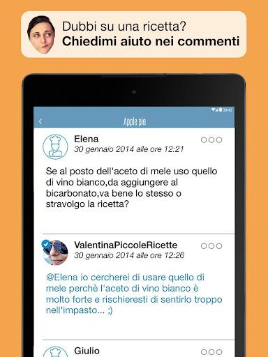 Piccole Ricette  screenshots 7