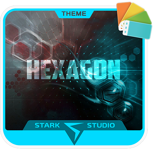Theme Xp - HEXAGON