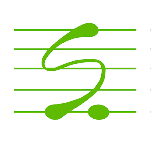 music score writing android with flash