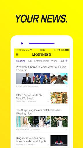 Lightning.news