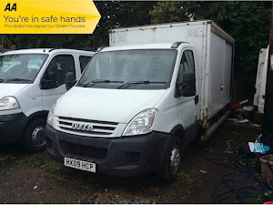 2009 IVECO DAILY 35S12 MWB