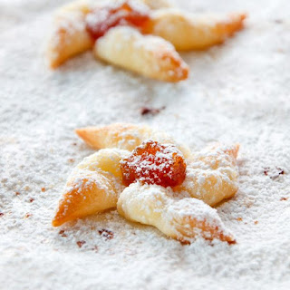 Puff Pastry Sfogliatine with Your Favorite Fruit Jam.