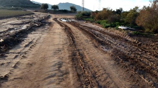 Una inversión de 245.000 € en caminos rurales para agricultores y ganaderos