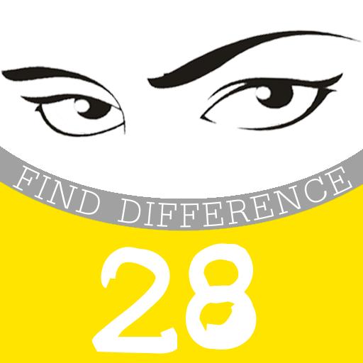 益智App|差分HD28を探します LOGO-3C達人阿輝的APP