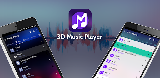 3D Music Player - Awesome 3D Visualizer Effects - Apps on