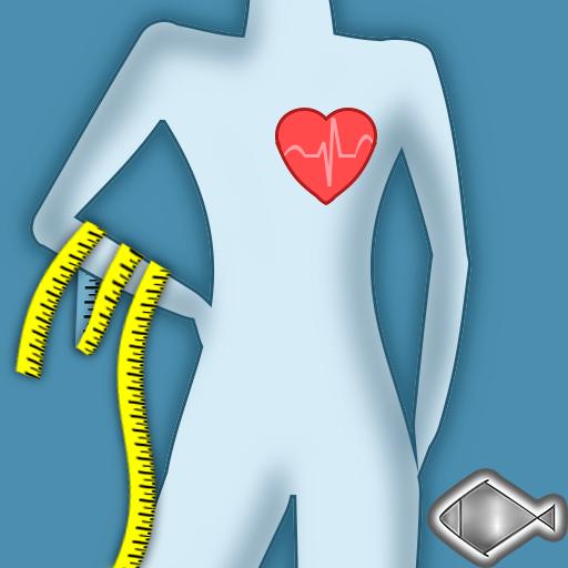 BMI計算器理想體重 健康 LOGO-玩APPs