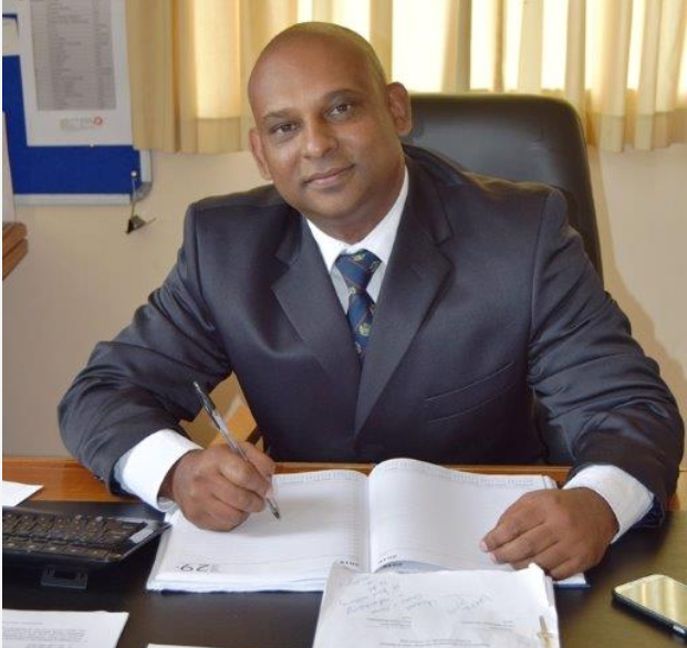 Pradeep Ashokcoomar, head of the KwaZulu-Natal EMS college, died on January 13 2019