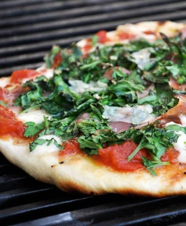 Mallary's Grilled Pizza Recipe