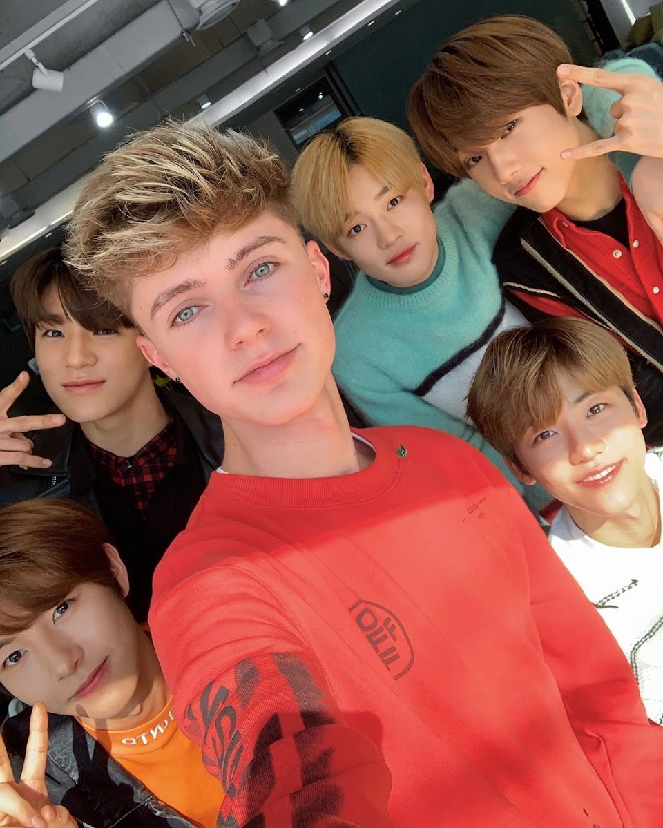 nct dream hrvy