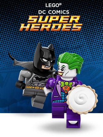 LEGO® Superheroes