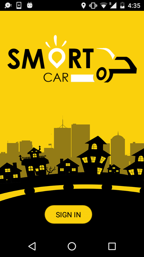 SmartCar Driver- screenshot
