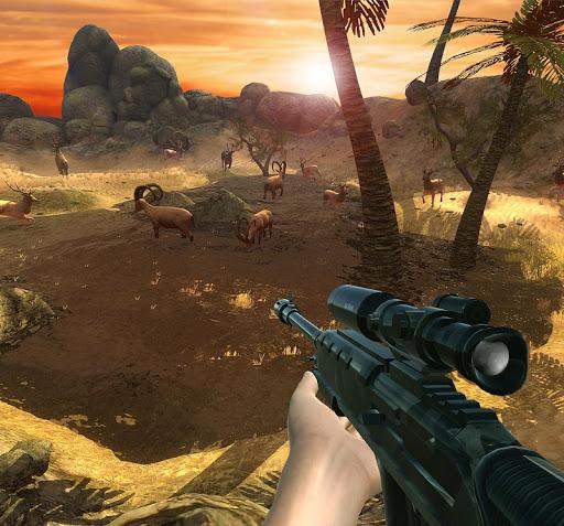 Deer Hunter Free Online Games 2019: Shooting Games apkpoly screenshots 10