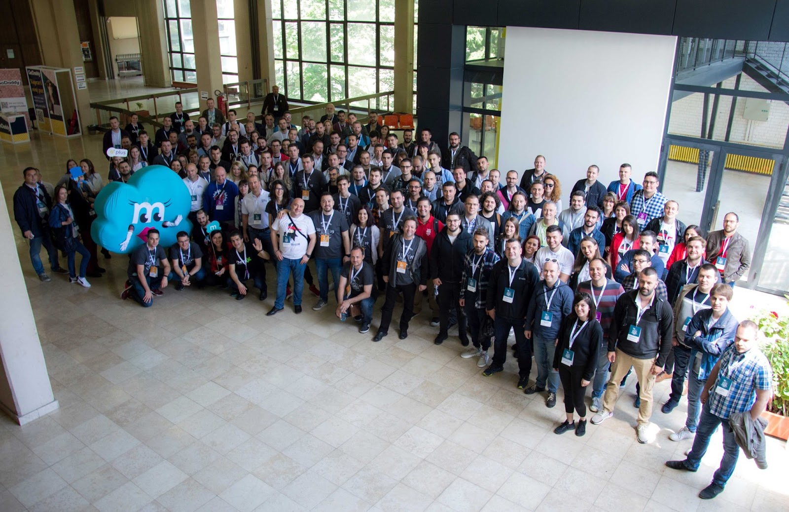 Meetup and WordCamp