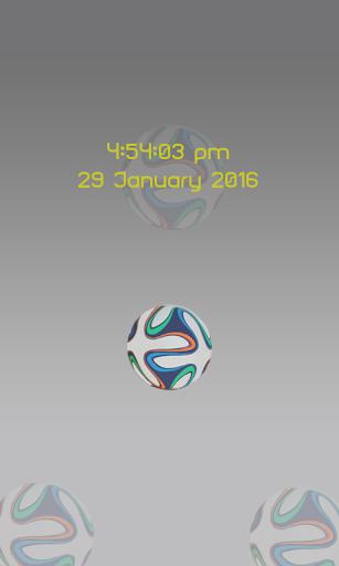 玩免費娛樂APP|下載足球屏幕锁定 app不用錢|硬是要APP