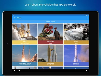 Space Launch Now - Watch SpaceX, NASA, and More Screenshot