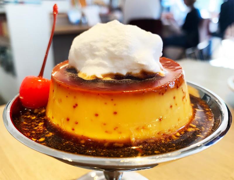 おそらく渋谷区でいちばん美味しいプリンが食べられるカフェ / ホトリ(HOTORI)