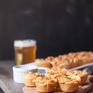 Buffalo Beer Cheese Bites