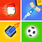 2 3 4 Player Mini Games icon